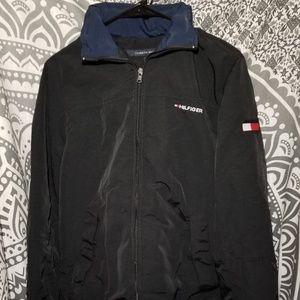 Tommy Hilfiger windbreaker jacket small.